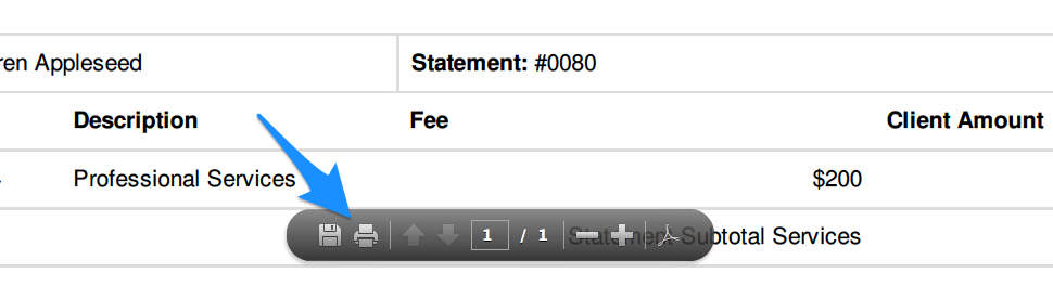 Hitting the print button on the pdf guide should fix the blank pdf issue